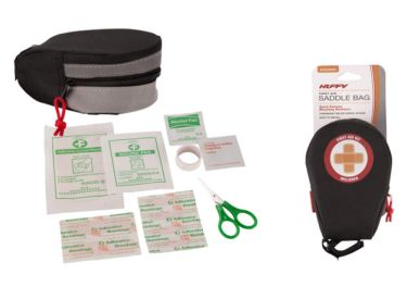 Huffy Bike Saddle Bag with First Aid Kit
