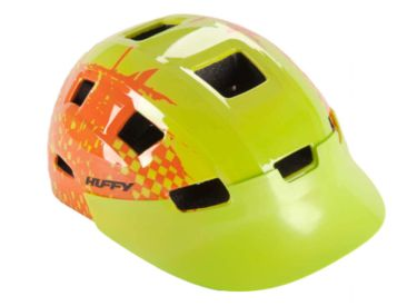 Huffy Parkside™ Cruiser Bicycle Helmet, Green