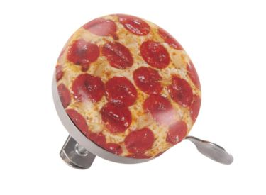 Huffy Small Bicycle Bell, Pizza