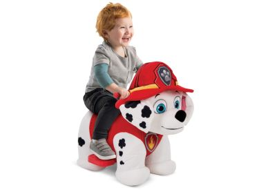 Nickelodeon™ PAW Patrol™ Marshall Plush Toddler Electric Ride-On Toy, 6V