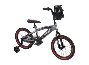 Star Wars™ Boys' Bike, Gray, 16-inch