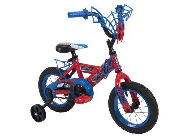 Marvel® Spider-Man® Boys' Bike, Red, 12-inch