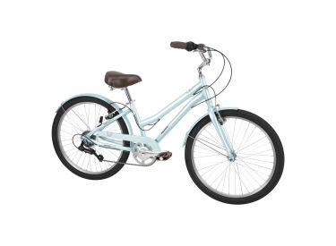 Sienna™ Women's Comfort Bike, Blue, 24-inch