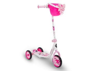 Disney Minnie Girls' Preschool Toddler Scooter