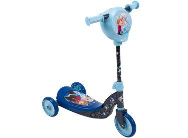 Disney Frozen Girls' Preschool Toddler Scooter, Blue