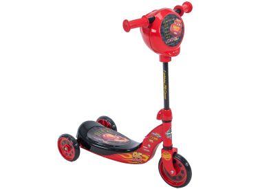 Disney·Pixar Cars Boys' Preschool Toddler Scooter, Red