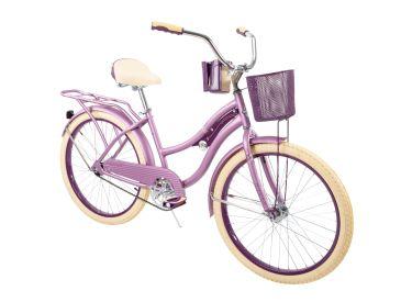 Nel Lusso™ Women's Cruiser Bike, Pink, 24-inch