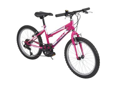 Granite™ Girls' Mountain Bike, Pink, 20-inch