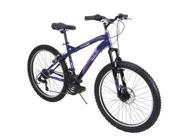 Extent™ Women's Mountain Bike, Purple, 24-inch