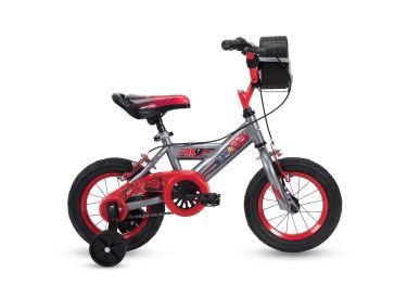 Disney·Pixar Cars Boys' Bike, Tire Case, Red, 12-inch