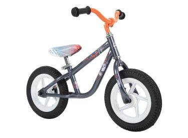 Disney Frozen 2 Balance Bike for Toddler & Kids, Olaf Graphics, 12 inch, Orange