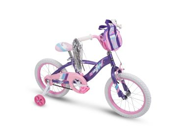 Glimmer™ Girls' Bike, Purple, 18-inch
