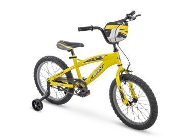 Moto X Kid Bike Quick Connect 18 inch Green