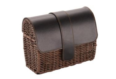 Huffy Riverside Basket with Lid