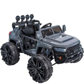 Special Ops™ Kids' Monster Ride-On Truck, 12V