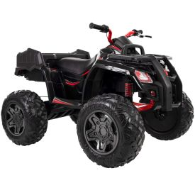 Torex™ ATV Kids' Electric Battery-Powered Four Wheeler, 24V