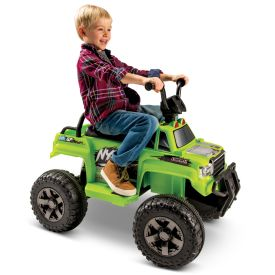 Nytro Quad Kid Electric Ride On w/ Walkie Talkies 12V