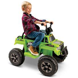 Nytro Quad Kid Electric Ride On w/ Walkie Talkies 12V