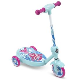 Mermaid Bubble Scooter Battery Ride-On