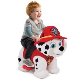 Nickelodeon™ PAW Patrol™ Marshall Plush Toddler Electric Ride-On Toy, 6V