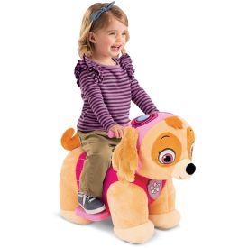 Nickelodeon™ PAW Patrol™ Skye Plush Toddler Electric Ride-On Toy, 6V