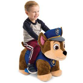 Nickelodeon™ PAW Patrol™ Chase Plush Toddler Electric Ride-On Toy, 6V