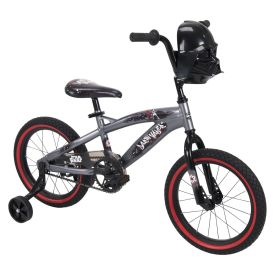 Star Wars™ Boys' Bike, Gray, 16-inch