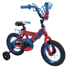Marvel® Spider-Man® Boys' Bike, Red, 12-inch