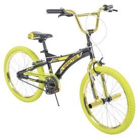 Spectre™ Boys' BMX-Style Bike, Black, 20-inch