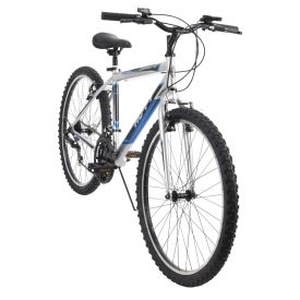 Granite™ Men's Mountain Bike, Silver, 26-inch