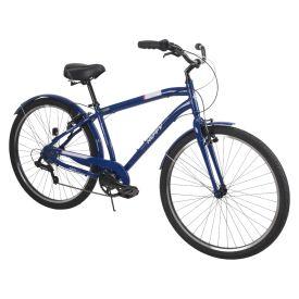Casoria™ Men's Comfort Bike, Blue, 27.5-inch