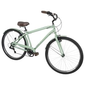Sienna™ Men's Comfort Bike, Green, 27.5-inch