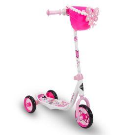 Disney Minnie Girls' Preschool Toddler Scooter