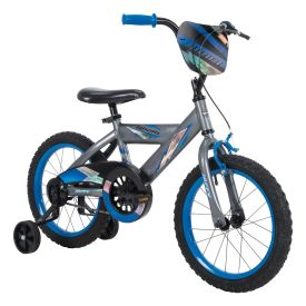 Whirl™ Boys' Bike, Gray, 16-inch