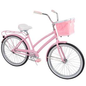 Nassau™ Women's Cruiser Bike, Pink, 24-inch