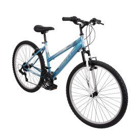 Highland™ Women's Mountain Bike, Blue, 26-inch