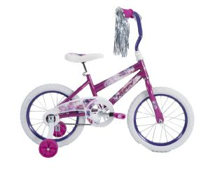 Sea Star™ Girls' EZ Build Bike, 16-inch