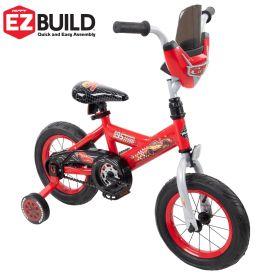 Disney·Pixar Cars Boys' Bike, EZ Build™, Red, 12-inch