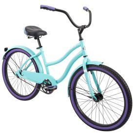 Cranbrook™ Women's Cruiser Bike, Teal, 24-inch