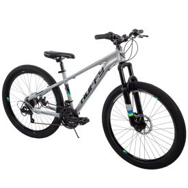 Scout™ Men's Mountain Bike, Gray, 26-inch