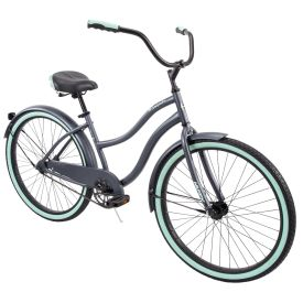 Cranbrook™ Men's Cruiser Bike, Gray, 26-inch