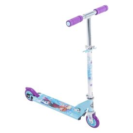 Disney Frozen Kids' Folding Inline Scooter