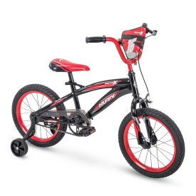 Moto X Kid Bike Quick Connect 16 inch Black
