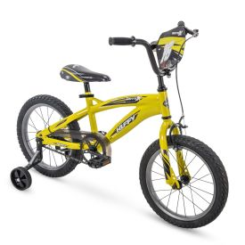 Moto X Kid Bike Quick Connect 16 inch Green