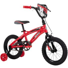 Moto X Kid Bike Quick Connect 14 inch Red and Black