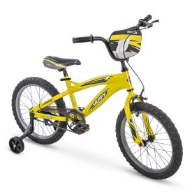 Moto X Kid Bike Quick Connect 18 inch Green