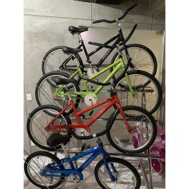 Coastal Unisex Rental Bike, Black, 24-inch